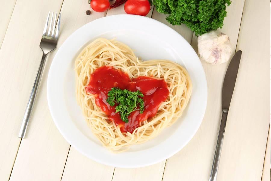 Romantic Valentine's Day Menu 2021